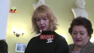 Открытие музея к 90-летию библиотеки им. Крупской