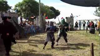 Steel Fighting: Florida Renaissance Festival 2013 Thumbnail