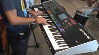 Roland Jupiter-80 - Live-Demo und Workshop [Teil 2]