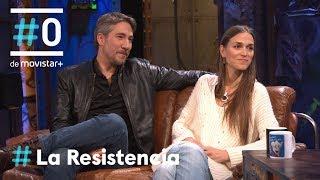 LA RESISTENCIA - Entrevista a Alberto Ammann y Clara Méndez-Leite | #LaResistencia 22.02.2018