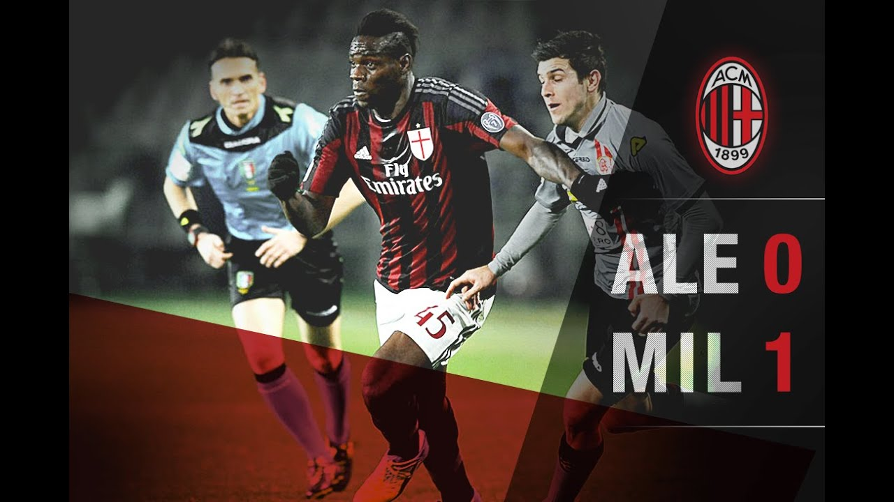 Alessandria ac milan 0 1 ac milan official youtube alessandria ac milan 0 1 ac milan official voltagebd Image collections