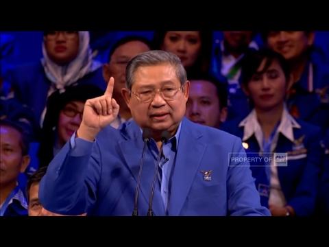 SBY Tegaskan Sikap Politik Partai Demokrat saat Rapim