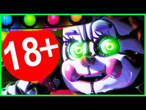 FNAF Sister Location MATURE VERSION! DEMO & DELAYED?! - Five Nights at Freddy's Sister Location