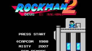 RockMan Deus Ex Machina - Metal Man (Sweet Paranoia)