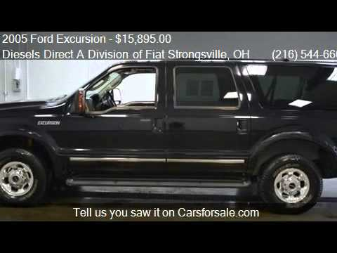 2005 Ford Excursion Limited 4wd 4dr Suv For Sale In
