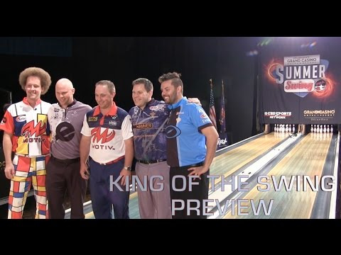 2015 PBA King of the Swing Preview