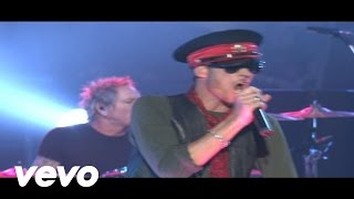 Velvet Revolver - Do It For The Kids (Nissan Live)