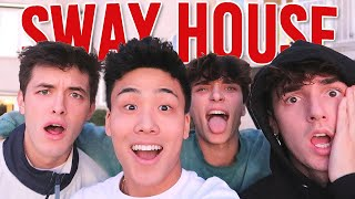 Crazy Time with Josh Richard, Bryce Hall & Griffin Johnson