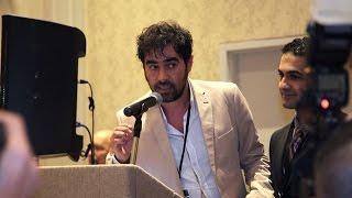 سفرنامه سینمایی شهاب حسینی در آمریکا