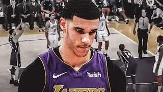 MY REACTION TO LAKERS FANS BOOING LONZO BALL IN STAPLES ARENA LAST NIGHT!