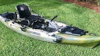 Jackson Coosa Flex Drive Kayak (Review - PROS & CONS)