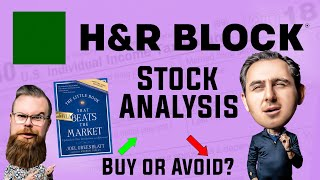 H&R Block Fundamentals are MONEY | HRB Stock Analysis