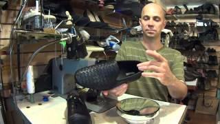 Обувь которая понравилась GUCCI, BOTTEGA VENETA. Ремонт обуви. - Видео от Дмитрий Заикин