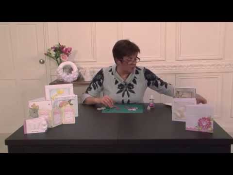 How to create a Candi Rose with Craftwork Cards | Craft Academy