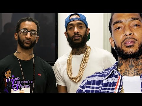 Nipsey Hussle's Brother DETAILS How Eric Holder Was Able To Leave The Scene So Easily
