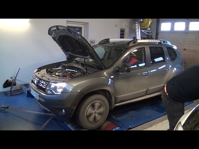 Erőmérő light: új Dacia Duster 1,5 dCi