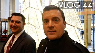 Vlog 44 - Heading To Fox News From CNBC with JC Parets