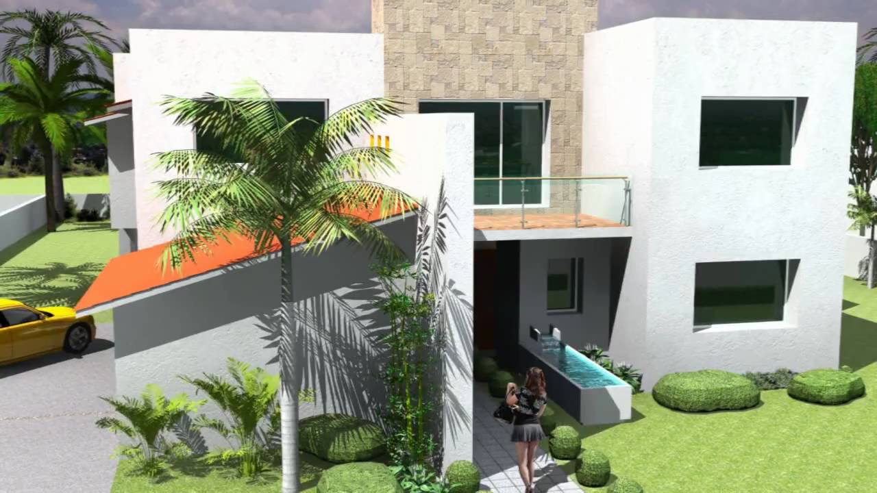 Casa contempor nea en m xico youtube - Casas contemporaneas ...