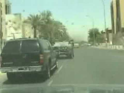 Convoy Ambush in Iraq