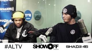 lil Eto Showoff Radio Freestyle w/ Statik Selektah Shade 45 ep. 03/02/17