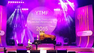 Ytmf 2015 ...  welcome piano solo   final round