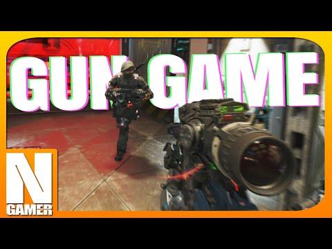 Black Ops 3: GUN GAME - Entre Para o Clã !! (Ao Vivo) - Noberto Gamer