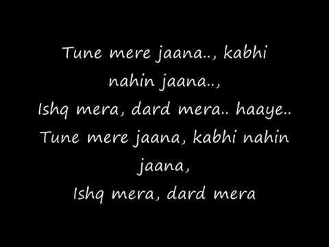 Emptiness- Rohan Rathore with lyrics