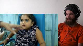 Ear Wax Removal Suction (Vacuum) Cleaning in Sweet Little Girl Dr Paulose FRCS (ENT) CRAZY REACTION