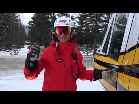 Tour 701, Dec 9-16 2017 | Heli-Skiing Highlights of the Week