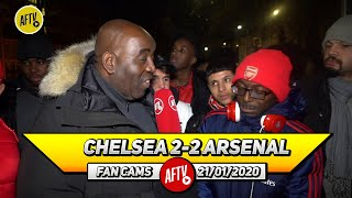 Chelsea 2-2 Arsenal | It Was An Incredible Finish From Martinelli! (Ty)