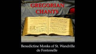 04 Benedictine Monks of St. Wandrille de Fontonelle - Lumen Hilare - Gregorian Chants