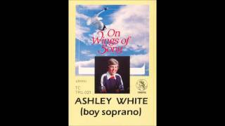 Ashley White boy soprano) sings The Lord is my Shepherd with descant