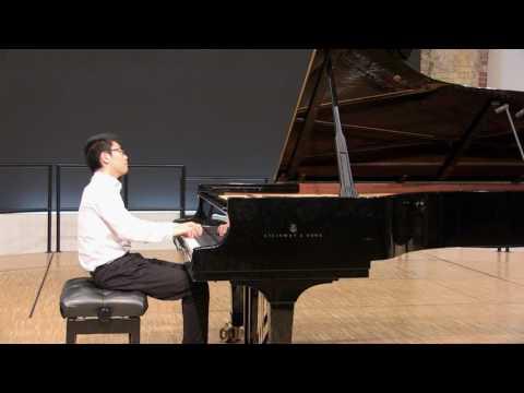 Kenji Miura plays A. Soler: Sonata in G minor, R.87