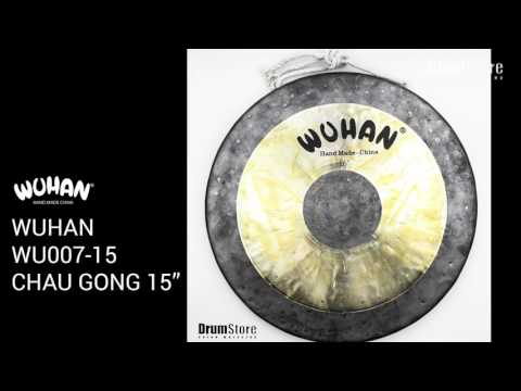 WUHAN GONG TEST  Compilation - Drumstore.pl