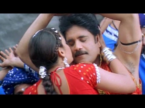 Goldrangu Video Song || Shivamani Telugu Movie || Nagrajuna, Rakshita