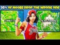 10 DUMBEST Mistakes NOOBS Make in FORTNITE | Chaos