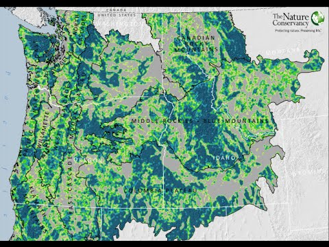 Identifying Resilient Terrestrial Landscapes In The Pacific Northwest