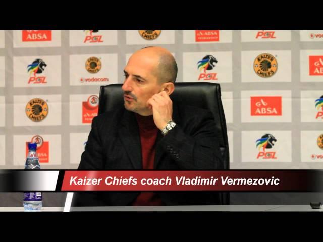 2011-08-13  Kaizer Chiefs vs Jomo Cosmos Post Match interviews