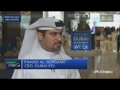 Tensions make us develop new strategies to work together: Dubai FDI CEO | Squawk Box Europe