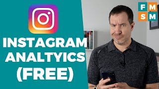 Instagram Analytics (Free)