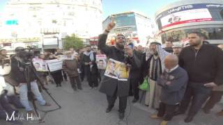 خضر عدنان يعلن عن جملة من التصعيدات لمساندة محمد القيق