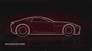 mazda rx vision evolution of the rotary sports car