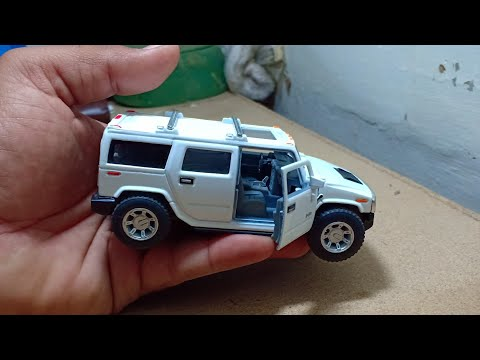 Diecast The Hummer H2 Model Car Review For Kids