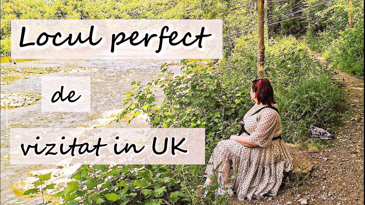 Am vizitat una dintre cele mai frumoase zone ale Angliei !!