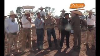 Clausura Miguel Sámano Peralta torneo charro en Jilotepec, estado de México