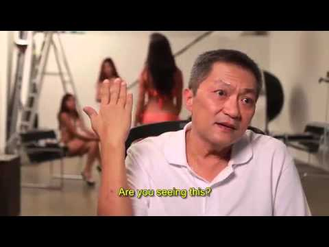 Singapore Parody of Dreamjobs video, Massage Therapist for Models with Everijob!