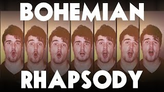 Queen - BOHEMIAN RHAPSODY - David Fowler A Cappella Official