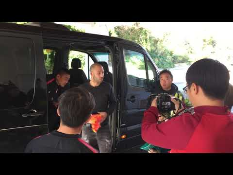 First moments of Mascherano in Hebei China Fortune