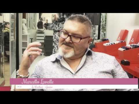 Digital Romandie - Vidéo Témoignage du salon de coiffure Le Barbier à Genève