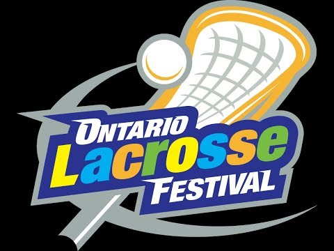 2019 Ontario Lacrosse Festival Midget Gold Peterborough Vs Centre Wellington